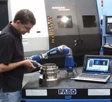 Tay máy đo 3 chiều - Faro Gage