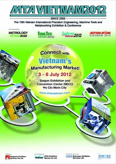 Triển lãm quốc tế MTA Việt Nam 2012