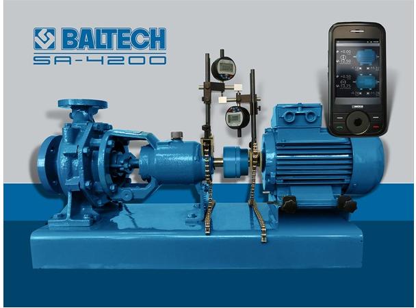 Căn Chỉnh-Hiệu Chuẩn BALTECH SA-4000