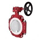 Van bm bc PTFE - Butterfly Valve