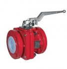 Van bi bc PTFE - Ball Valves